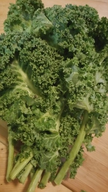 Kale Bunch 1